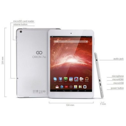 GOCLEVER ORION 785/Android