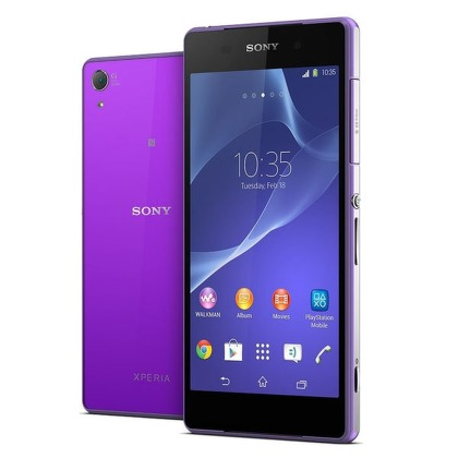 Sony Xperia Z2 D6503 Purple