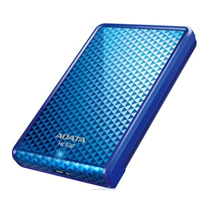 ADATA HC630 1TB External 2.5'' HDD blue