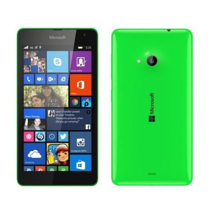 Microsoft Lumia 535 Dual SIM, Bright Green