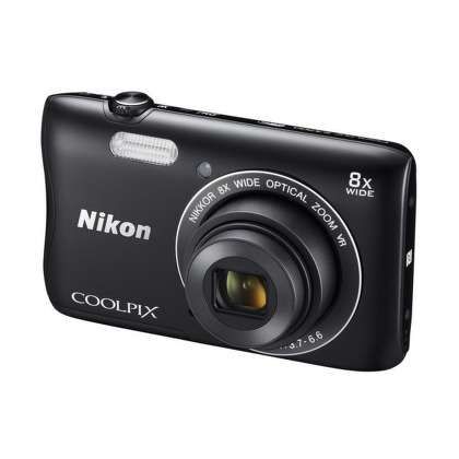 Nikon COOLPIX S3700 black