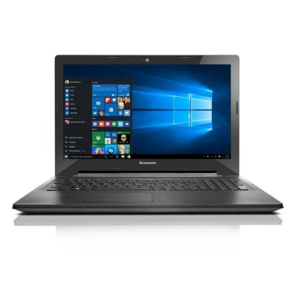 "Ntb Lenovo IdeaPad G50-45 A4-6210, 4GB, 500GB, 15.6"""", HD, bez mechaniky, AMD R3, BT, CAM, W10  - černý"