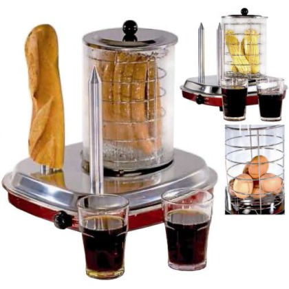 Hot-dog Guzzanti FC 460 retro