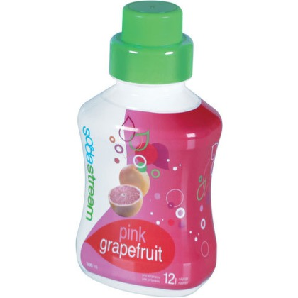 SodaStream Sirup Pink Grapefruit 500ml