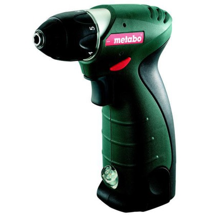 Akušroubovák Metabo Power Grip Li