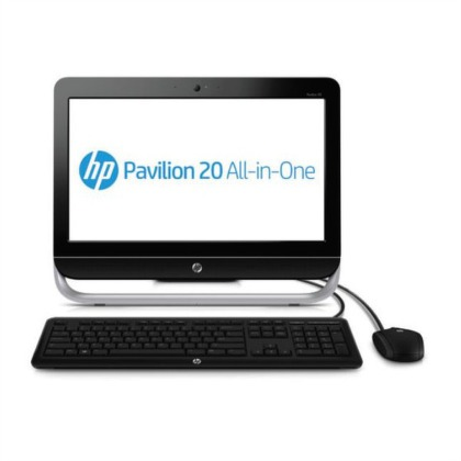 "Počítač All In One HP Pavilion 20-b300ec 20"""", AMD E1-1500, 4GB, 500GB, DVD±R/RW, HD 7310G, W8"
