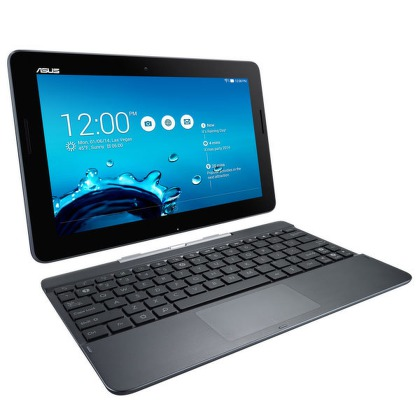 "Dotykový tablet Asus Transformer Pad TF303CL 10.1"""", WF, BT, 3G, GPS, Android 4.3 + dock - modrý"