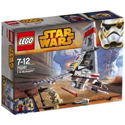 Stavebnice Lego Star Wars TM 75081 Skyhopper T-16