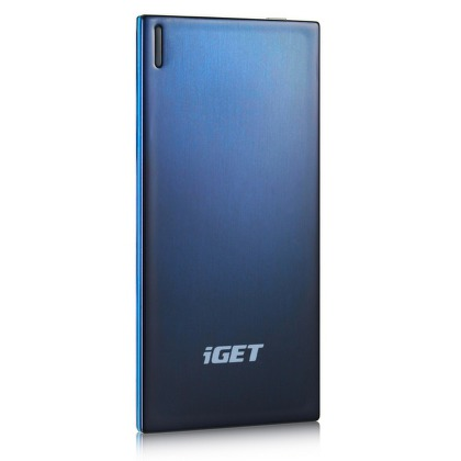 Power Bank iGET SLIM B 3500mAh - modrá