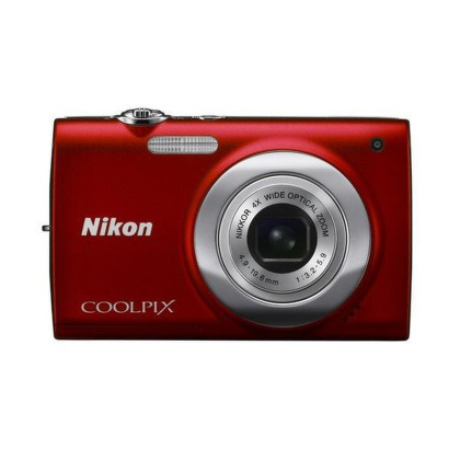 Nikon Coolpix S2500 Red