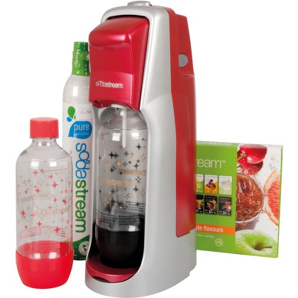 Sodastream JET Red/Silver XMAS