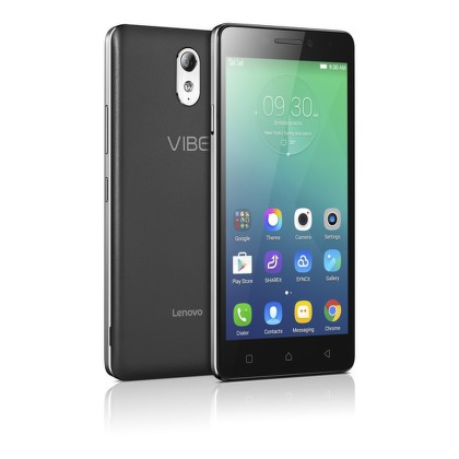 Lenovo Vibe P1m Single SIM Black