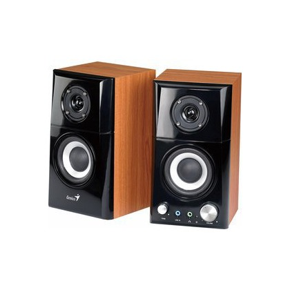 Genius SP-HF 500A 2.0 14W WOOD SPEAKER