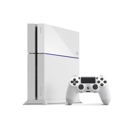SONY Console PS4 Playstation 4 Ice White