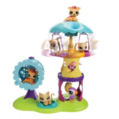 Hrací sada Hasbro Littlest Pet Shop Magic MOTION - assort