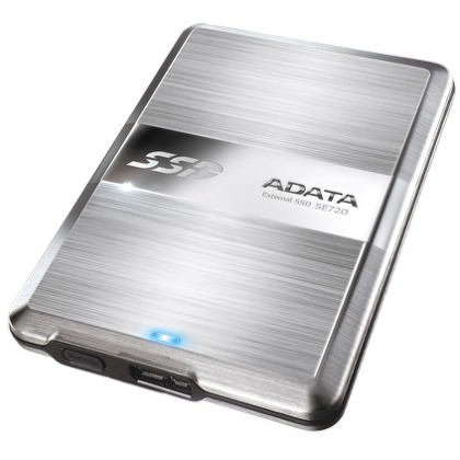 ADATA SE720 128GB External SSD, USB 3.0