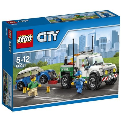 Stavebnice Lego® City Great Vehicles 60081 Odtahový pick-up