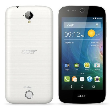 Acer Liquid Z330 DS LTE White