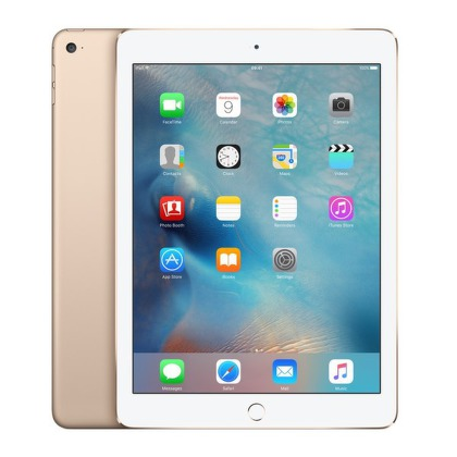 "Dotykový tablet Apple iPad Air 2 Wi-Fi 16 GB 9.7"""", 16 GB, WF, BT, Apple iOS - zlatý"