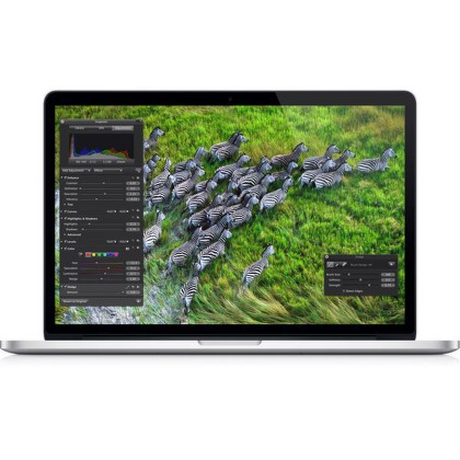 "Ntb Apple MacBook Pro i7-3820QM, 16GB, 512GB, 15,4"""", nVidia GT 650M, 1GB, BT, CAM, OS X  - bílý"