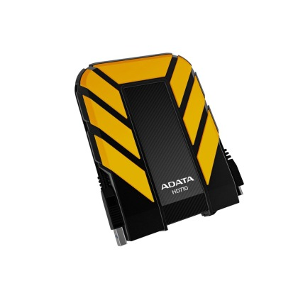 ADATA HD710 1TB External 2.5'' HDD Yellow