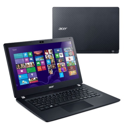 "Ntb Acer Aspire V13 (V3-371-31EU) i5-4005U, 4GB, 8+500GB, 13.3"""", Intel HD 4400, BT, CAM, Win 8.1 / Win10  - černý"