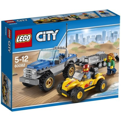 Stavebnice Lego City Great Vehicles 60082 Příves pro buginu do dun