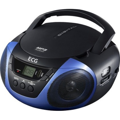 ECG CDR 699 USB BLUE