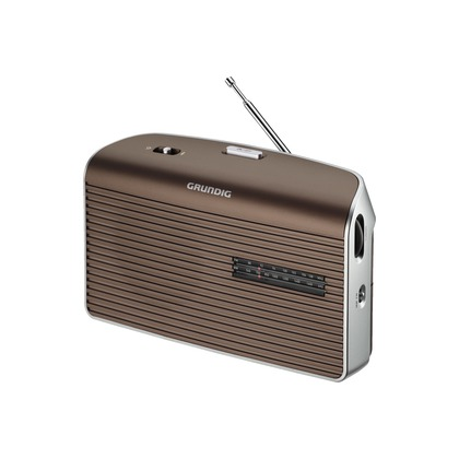 RADIOPŘIJÍMAČ GRUNDIG MUSIC 60 Brown