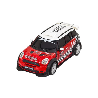 BUDDY TOYS BRC 24020 RED RC auto 1:24