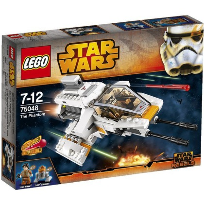 Stavebnice Lego Star Wars 75048 Phantom