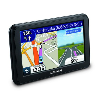 Navigace Garmin nüvi 40 Eastern Europe Lifetime