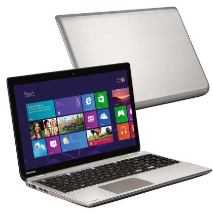 "Ntb Toshiba Sattelite P50-A-13C,i7-4700MQ,8GB,1TB,GT740M(2GB)/Optimus,15.6"""" Full HD LED,BT4.0,USB3.0,HDMI,W8.1,Silver"