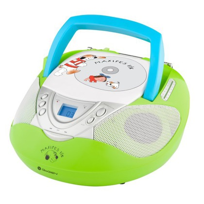 Radiopřijímač s CD GoGEN MAXI RADIO G, CD/MP3/USB, zelený