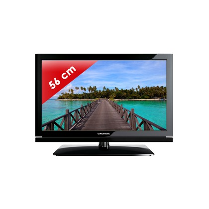 22 VLE6320 BF FHD LED TV DVB-T/C GRUNDIG