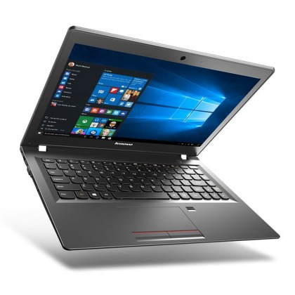 "Ntb Lenovo E31-70 i3-5005U, 4GB, 8+500GB, 13.3"""", HD, bez mechaniky, Intel HD 5500, BT, FPR, CAM, W10  - černý"