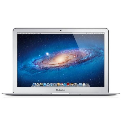 "Ntb Apple MacBook Air i5-4GB, 256GB, 13,3"""", Intel HD 5000, BT, CAM, OS X  - bílý"
