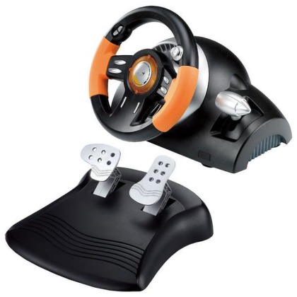 Volant Genius SpeedWheel 3 MT, PC