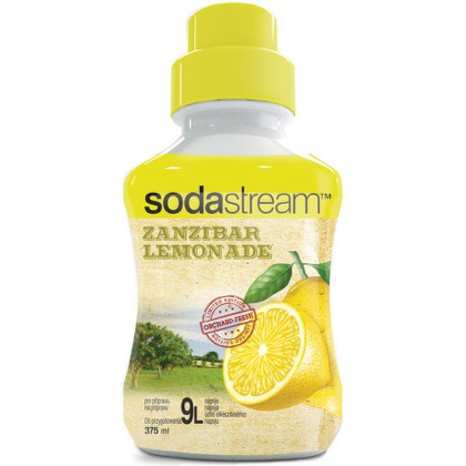 Sodastream Sirup ZANZIBAR Lemonade 375 ml