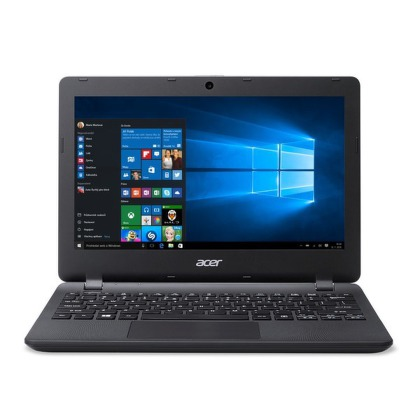 "Ntb Acer TravelMate B116-M-P77K Pentium N3700, 4GB, 500GB, 11.6"""", HD, bez mechaniky, Intel HD, BT, CAM, W10  - černý"