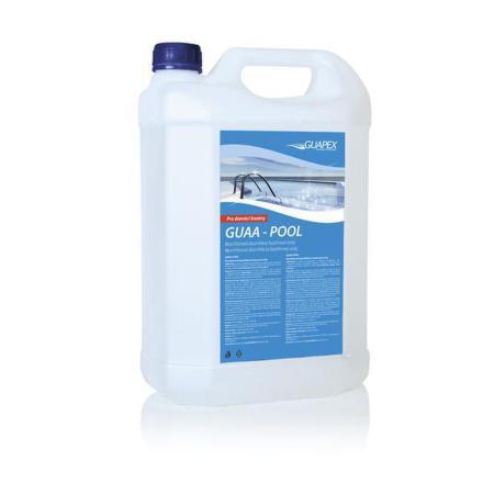 Bazénová chemie Guapex POOL 5 litrů