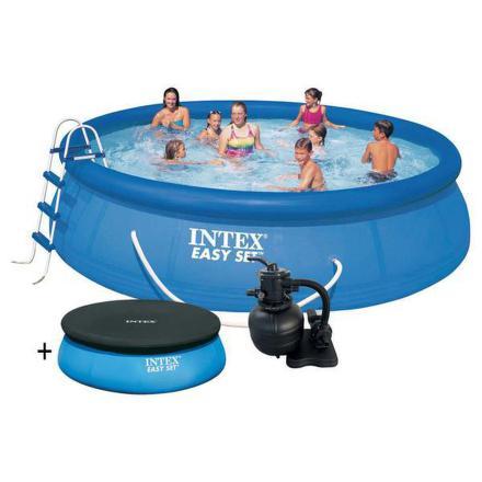 Bazén Steinbach Speed-up 4,88 x 1,07m vč.pískové filtrace 3,8m3/h s přísl.