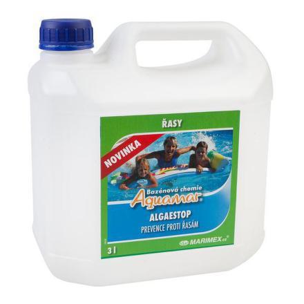 Bazénová chemie Marimex AquaMar Algestop 3 l