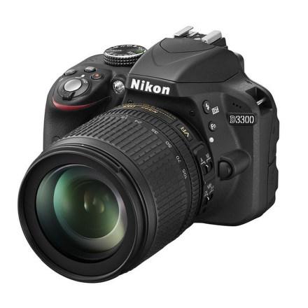 Fotoaparát zrcad. Nikon D3300 + 18-105 AF-S DX VR