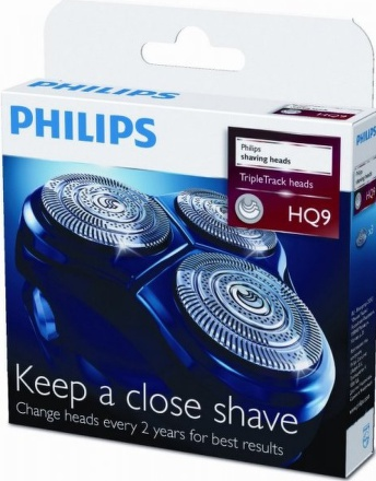 Holicí frézka Philips HQ9/50 Smart Touch - Speed XL - 3 ks
