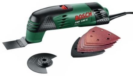 Multibruska Bosch PMF 180 E
