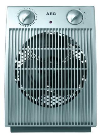 Teplovzdušný ventilátor AEG HS 204 ST (T)