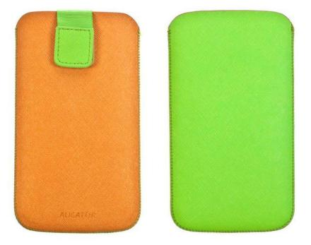 Pouzdro FRESH HD2 DUO Orange/Green