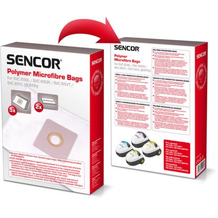 Sencor SVC 65 sáčky 5ks