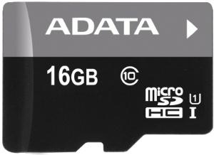 ADATA SDHC 16GB c10/UHS